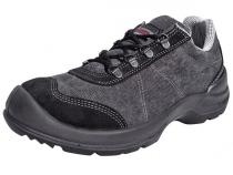 Туфли PANDA SPRINT 96699 O1 серые, верх х/б. Уменьшенная фотография.